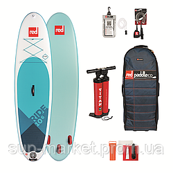 """SUP доска Red Paddle Co Ride 10'6"""" x 32"""", 2019"""