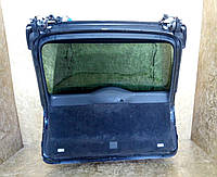 Ляда крышка багажника Porsche Cayenne S Type 955 2003-2006 Порш Кайен