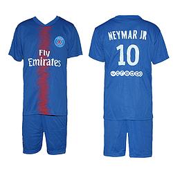 """Футбольная форма для детей """"Neymar"""" Размеры: от 6 до 10 лет"""