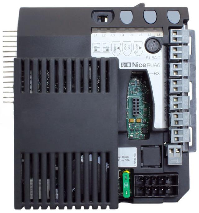 Встраиваемый блок управления NICE RUA6