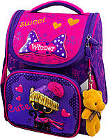 Ранец школьный для девочек Winner stile (2026)
