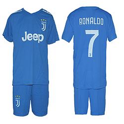 """Футбольная форма для детей """"Ronaldo"""" Размеры: от 6 до 10 лет"""