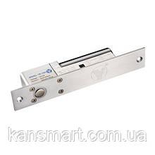 Ригельный замок YLI YB-100+ врезной для системы контроля доступа с таймером