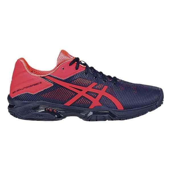 Кроссовки для тенниса женские Asics gel-solution speed 3, 38 39 40 40.5 (MD)