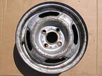 Диск колесный стальной R13 б/у на Opel год 1980-1995