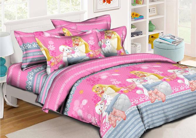 Детский комплект постельного белья (ранфорс, 150х220 см), фото 2