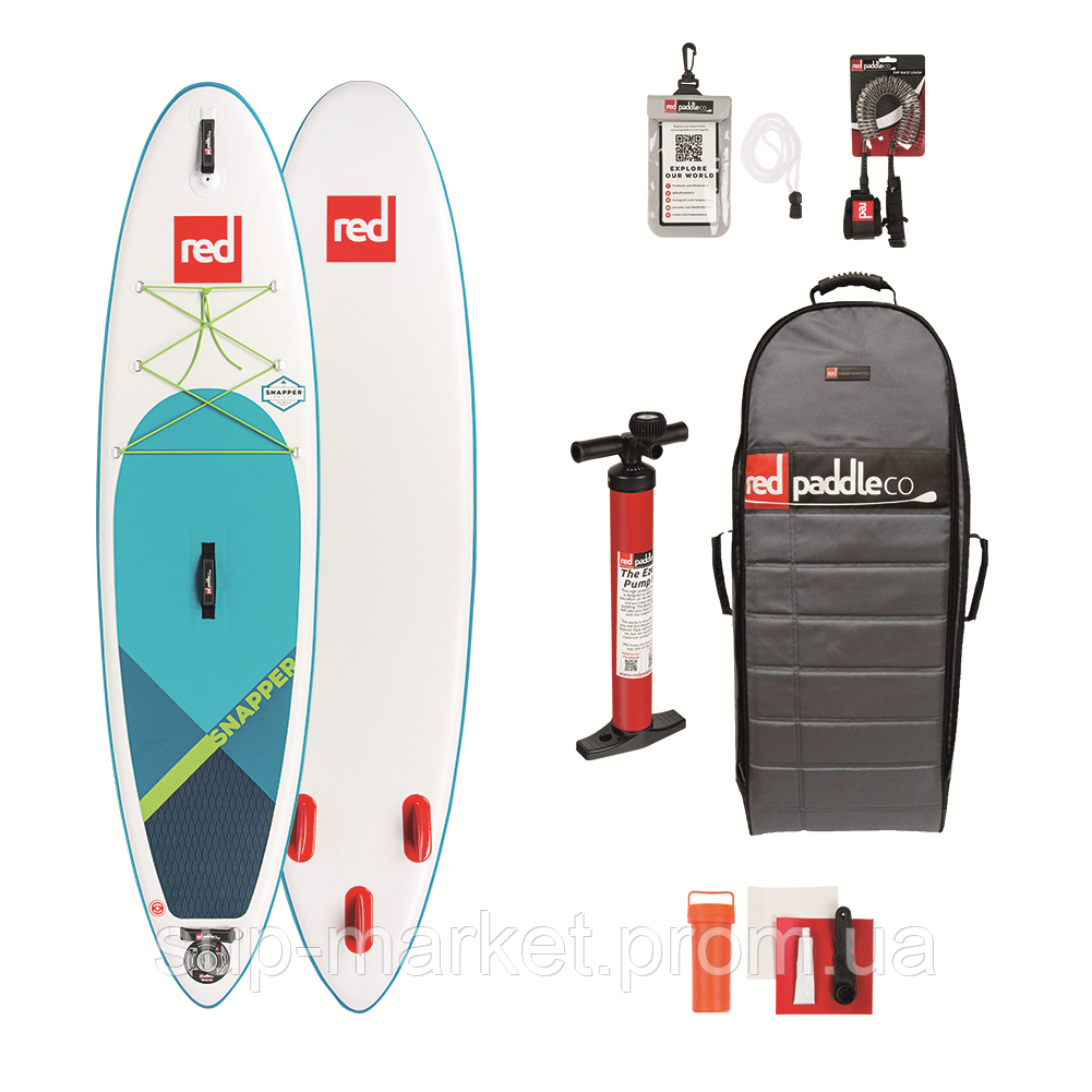 "SUP доска Red Paddle Co Snapper 9'4"" x 27"" (kids), 2019"