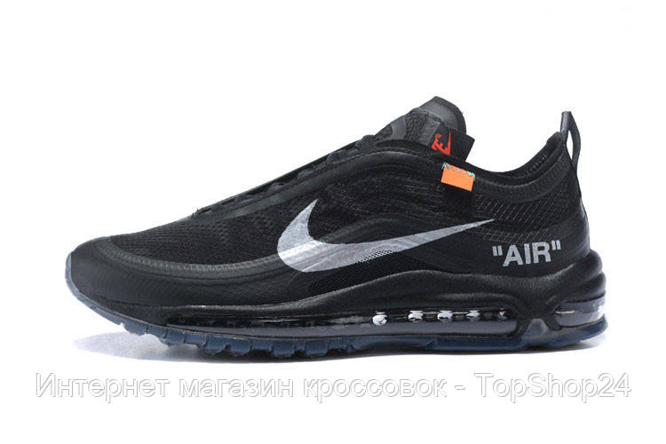 By B Hints    Nike Air Max 97 X Off White Black