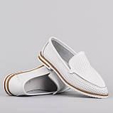 Мокасины Allshoes AK7957-2 WH, фото 2