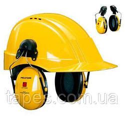 3M PELTOR Optime I H510P3E-405-GU Противошумовые наушники для защитной каски