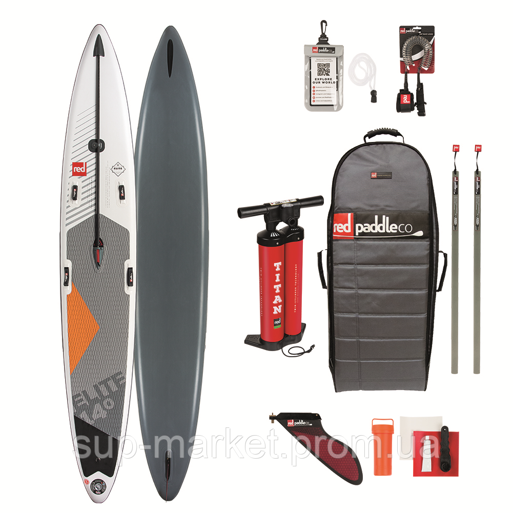 "SUP доска Red Paddle Co Elite 14' x 27"", 2019"