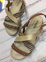 Босоножки женские Inblu ЭКО-кожа ,качественная летняя обувь ,токо 37 размер(24см)