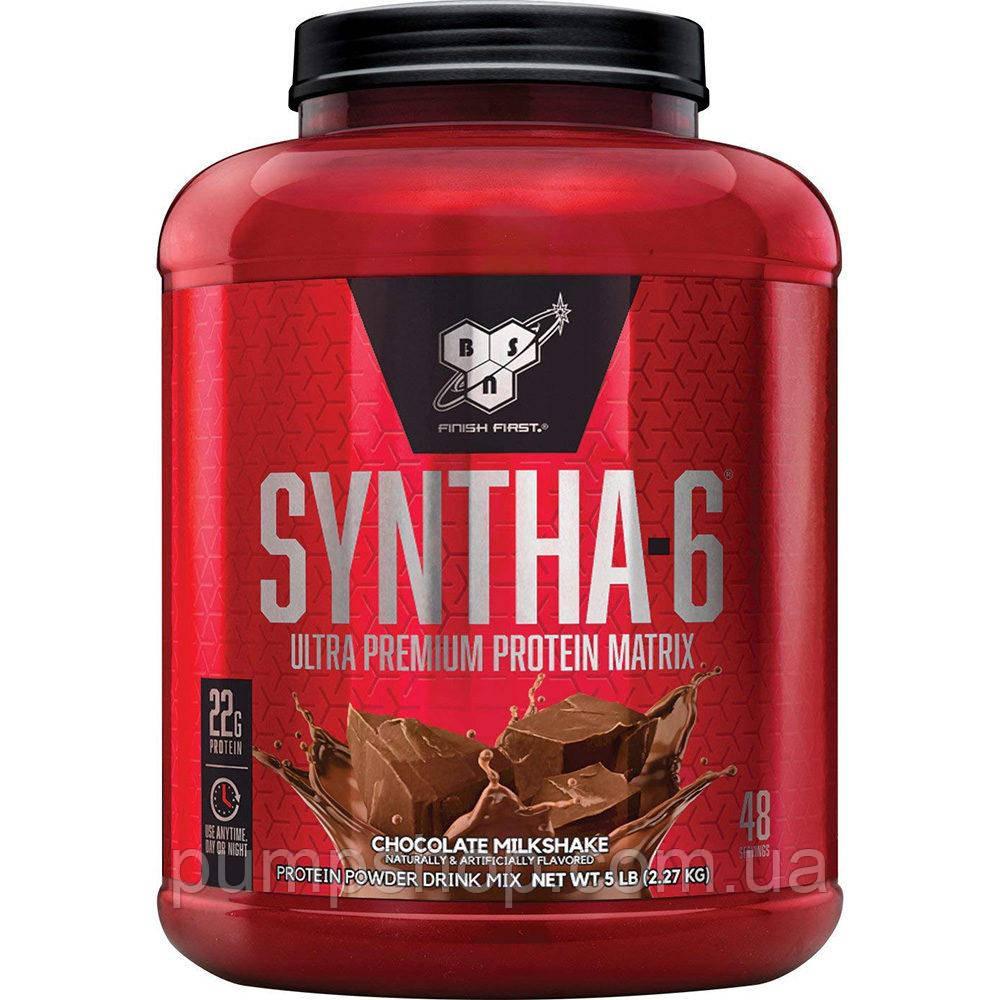 Протеїн багатокомпонентний BSN Syntha-6 2290 г