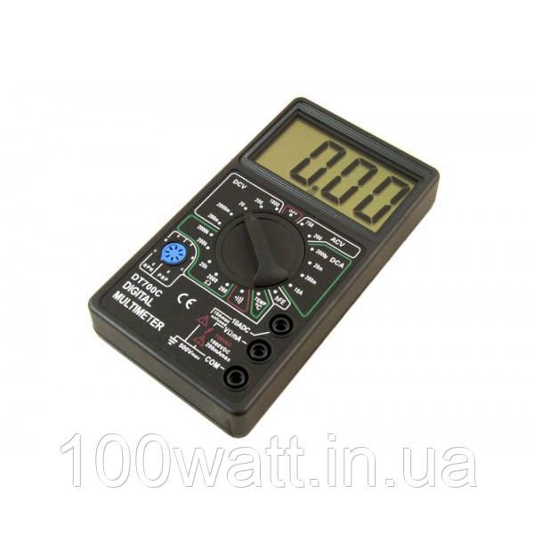 Мультиметр DT700С цифровой GAV 400