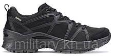 """Кросівки тактичні """"LOWA Innox GTX Lo TF"""" чорні"""