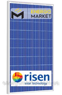Поликристаллическая солнечная панель Risen RSM60-6-280P (280 ВТ, 5ВВ)