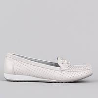 Мокасины женские Allshoes XH67147 WH 36 23 см, фото 1