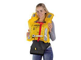 Надувной спасательный жилет Besto BoomBag Style 150N