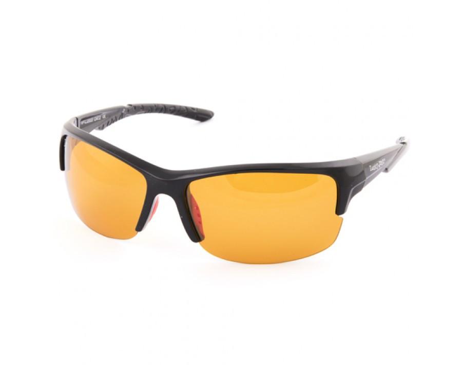 Очки поляризационные Lucky John 03 (поликарбонат, линзы желтые)
