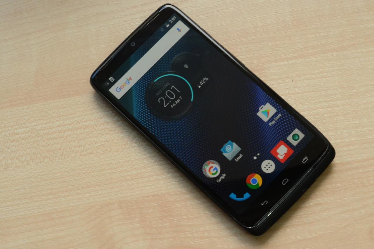 Motorola Droid Turbo Black Nylon 32Gb Оригинал!