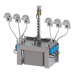 Комплект змішувачів з автоматичною подачею води та мила