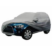 Автотент Milex для внедорожника Размер XL JEEP на Hyundai Santa Fe 2016-