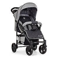 Прогулочная детская коляска «AMULET» ME 1015 L Серый