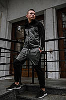 Спортивный костюм мужской в стиле Nike весенний/осенний/летний