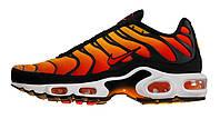 Мужские кроссовки Nike Air Max Plus TN+ Orange/Black