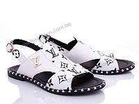 Босоножки женские Jumay LV босоножки белый (36-40) - купить оптом на 7км в одессе