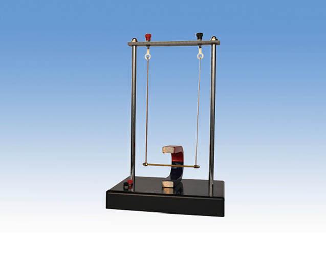 Модель рамки з електрострумом в магнітному полі