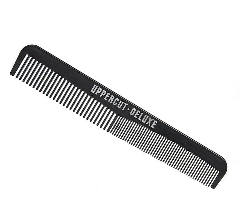 Расческа Pocket Comb черная Uppercut Deluxe