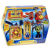 Игровой набор сюрприз Ready2Robot Battle Pack-Survivor MGA, фото 1