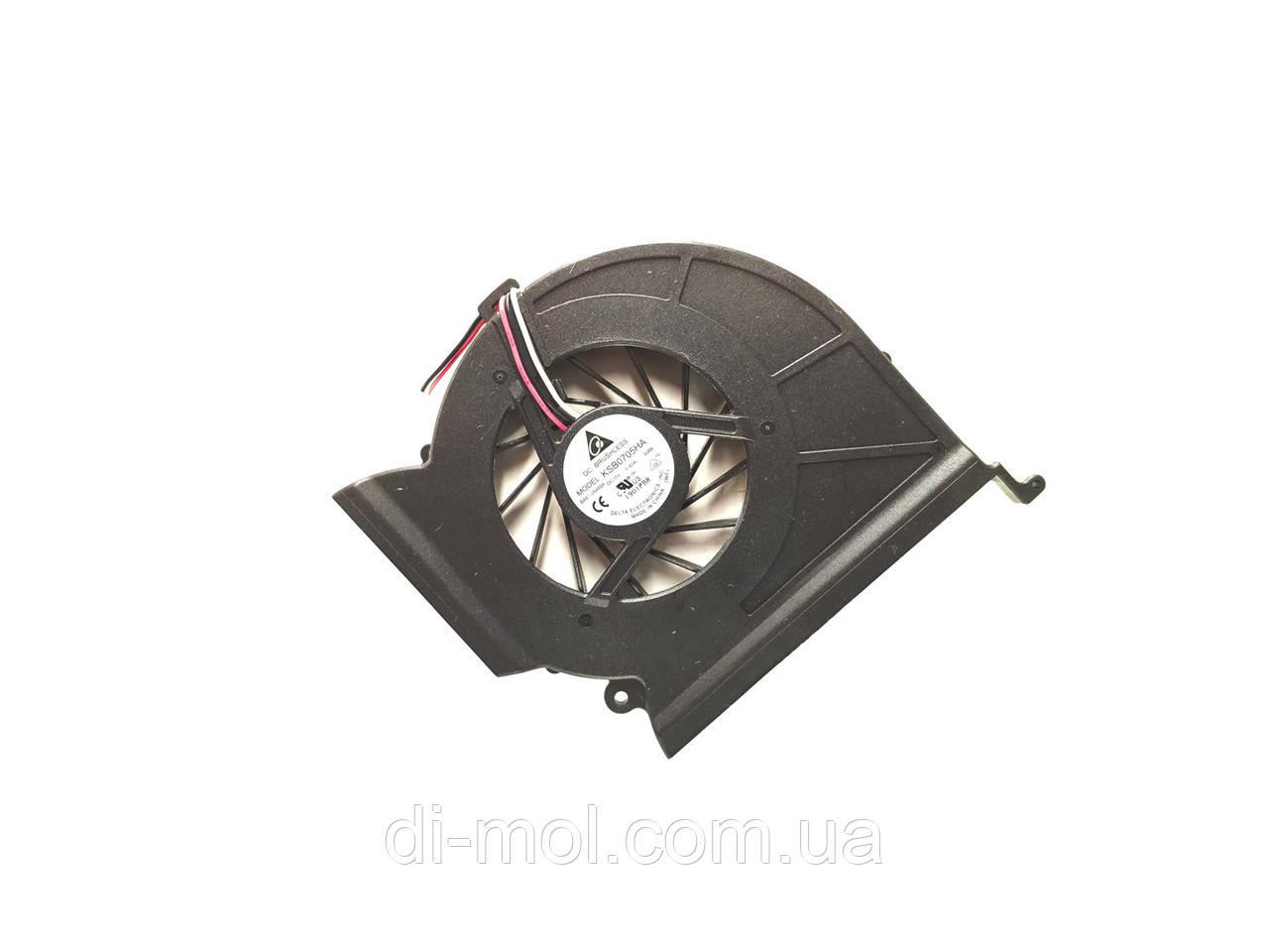 Вентилятор для ноутбука Samsung R728, R730, R750, R770, R780, E372, RC730, RC530 series, 3-pin