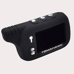 Силиконовый чехол на брелок автомобильной сигнализации Tomahawk TZ 7010 / 9010 / 9020 / 9030 / 9031 / SL-950