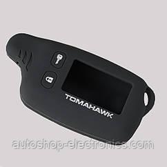 Силиконовый чехол на брелок автомобильной сигнализации Tomahawk TW 7000 / 7010 / 9000 / 9010 / 9020 / 9030