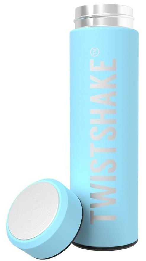 Термос Twistshake 420 мл - светло-голубой (69928)