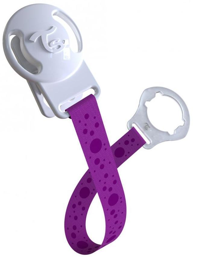 Цепочка для пустышки Twistshake - фиолетовый (24927)