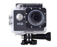 Экшн камера D-600(A7) в аквабоксе