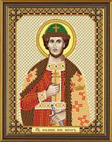 Набор для вышивки бисером Св. Блгв. Великий Князь Игорь Черниговский С 6119