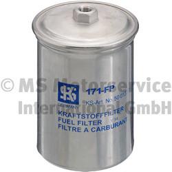 Фильтр топлив. Audi 80/100/A6 1.8/2.0/2.3E