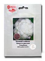 Семена цветной капусты в профупаковке «Сноуболл» 500 семян, «Фермерское подворье»
