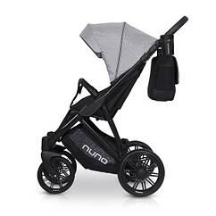 Детская коляска прогулочная Riko Nuno 04 Grey fox (Рико Нуно, Польша)