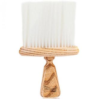Щетка Old style neck brush сметка деревянная ручка  Proraso