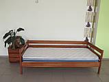 Дерев'яне ліжко Нота, фото 8
