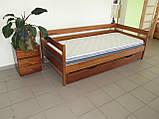 Дерев'яне ліжко Нота, фото 6