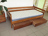 Дерев'яне ліжко Нота, фото 9