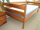 Дерев'яне ліжко Нота, фото 10