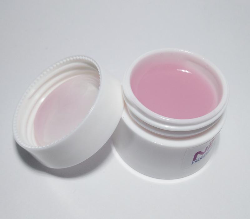 Камуфлирующий гель Nice G-5 (розовый), 15гр