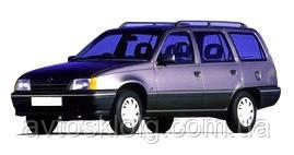 Стекло лобовое, заднее, боковые для Opel Kadett E/Combo A (Седан, Комби, Хетчбек) (1984-1991)